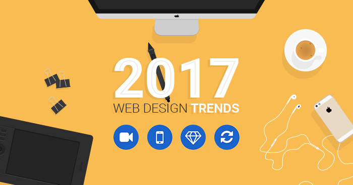 10 Web Design Trends That Will Take Over 2017